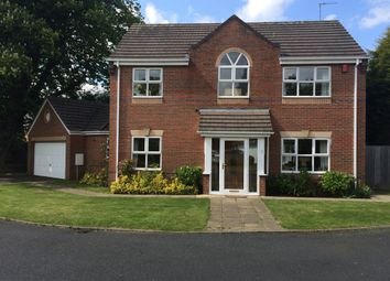 Thumbnail 4 bedroom detached house for sale in Dove Close, Walsall