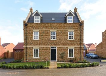 Thumbnail 5 bed detached house for sale in Cherry Fields, Banbury