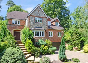 Thumbnail 5 bed detached house to rent in Chatsworth Place, Oxshott