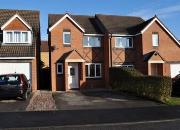 Thumbnail 3 bed semi-detached house to rent in Seacole Close, Thorpe Astley, Leicester