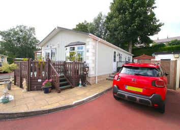 Thumbnail 2 bedroom mobile/park home for sale in Station Road, Halton, Lancaster