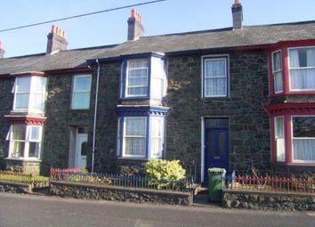 Thumbnail 4 bed terraced house for sale in Garth, Minffordd, Penrhyndeudraeth, Gwynedd