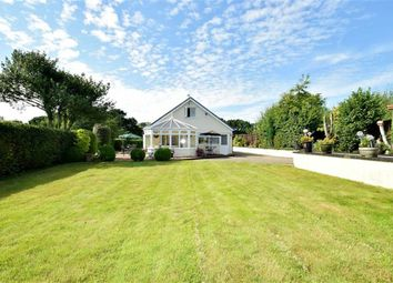 Thumbnail 5 bed detached bungalow for sale in Heol Dowlais, Efail Isaf, Pontypridd