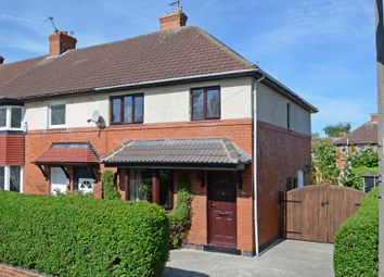 Thumbnail 3 bed semi-detached house for sale in Kingsway North, York
