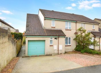 Thumbnail 4 bed semi-detached house for sale in Stephens Road, Liskeard, Cornwall