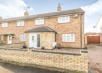 Thumbnail 3 bed end terrace house for sale in Whitehicks, Letchworth Garden City, Hertfordshire, England