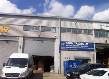 Thumbnail Light industrial for sale in 142 Johnsons Street, Southall, Middlesex