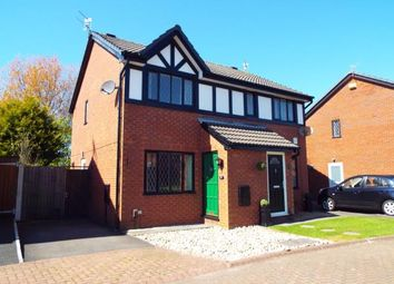 Thumbnail 2 bed semi-detached house for sale in Strathyre Close, Bispham, Blackpool