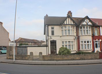 Thumbnail 3 bed end terrace house for sale in Perth Road, Gants Hill