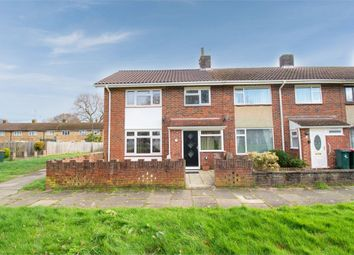 Thumbnail 4 bed end terrace house for sale in Poplar Close, Crawley, West Sussex