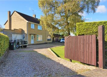 Thumbnail 3 bedroom semi-detached house for sale in Station Road, Highworth