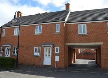 Thumbnail 2 bed terraced house for sale in Howitt Way, Weston Village, Weston-Super-Mare