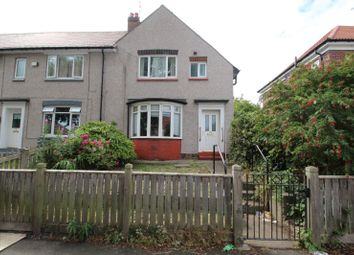 Thumbnail 3 bed semi-detached house for sale in Fordham Road, Sunderland, Tyne And Wear