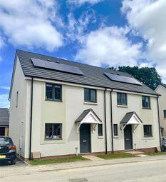 Thumbnail 3 bed semi-detached house for sale in Cornwood Chase, Ivybridge, Devon
