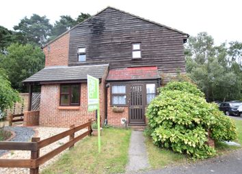 Thumbnail 1 bed end terrace house for sale in Hythe Close, Forest Park, Bracknell, Berkshire