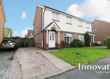 Thumbnail 3 bed semi-detached house to rent in Vicarage Street, Oldbury