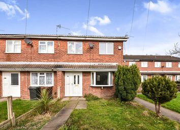 Thumbnail 3 bed end terrace house for sale in Fisher Court, Ilkeston