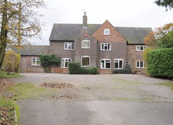 Thumbnail 6 bed detached house to rent in Top Lane, Beech, Stoke-On-Trent
