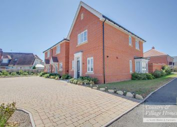 Thumbnail Detached house for sale in Millers Green, Weeley Heath, Clacton-On-Sea