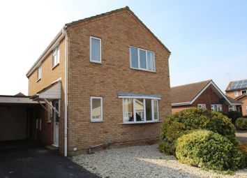 Thumbnail 4 bed detached house for sale in Langstone Way, Westlea, Swindon