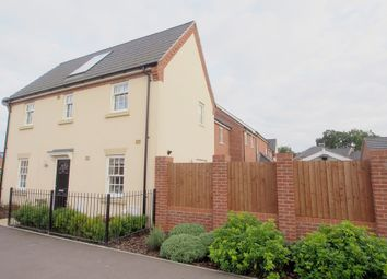 Thumbnail 2 bed semi-detached house for sale in Albini Way, Wymondham