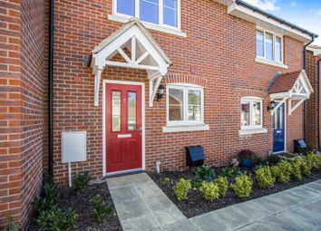 Thumbnail 2 bed terraced house to rent in Egret Drive, Stowmarket