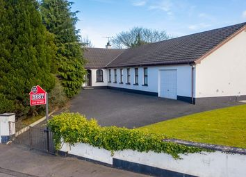 Thumbnail 4 bed detached bungalow for sale in Derrymore Road, Bessbrook, Newry