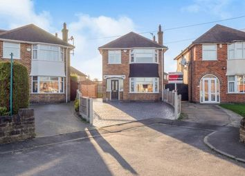 Thumbnail 3 bedroom detached house for sale in Heckington Drive, Wollaton, Nottingham, Nottinghamshire