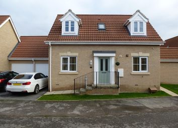 Thumbnail 2 bedroom detached house for sale in Winceby Close, Wisbech