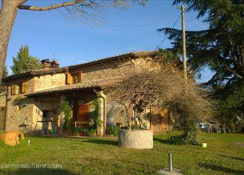 Thumbnail 5 bed farmhouse for sale in S.R. 71, Città Della Pieve, Umbria