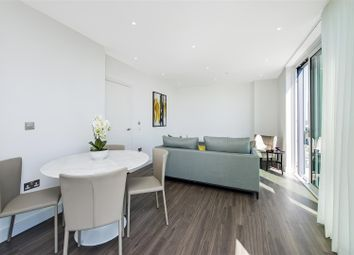 Thumbnail 2 bedroom flat to rent in Pinto Tower, 4 Hebden Place, Nine Elms Point