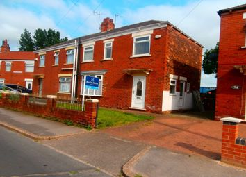 Thumbnail 3 bed semi-detached house to rent in Whitworth Street, Hull