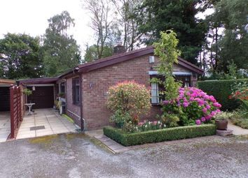 Thumbnail 3 bed bungalow for sale in Hazelbadge Close, Poynton, Stockport, Cheshire
