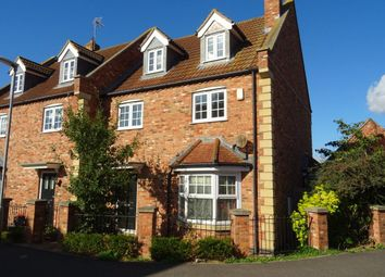 Thumbnail 4 bed town house to rent in Oak Square, Crowland, Peterborough