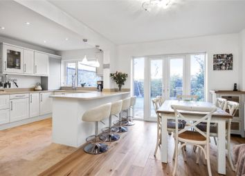 Thumbnail 4 bed end terrace house for sale in Hurst Lodge, Gower Road, Weybridge, Surrey