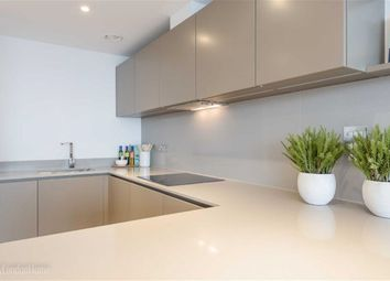Thumbnail 2 bed flat to rent in Meranti House, Aldgate, London