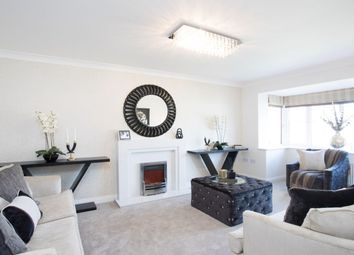 Thumbnail 4 bed detached house for sale in Higher Walton, Preston