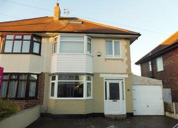 Thumbnail 4 bedroom semi-detached house for sale in Farm Drive, Alvaston, Derby