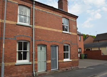 Thumbnail 2 bed end terrace house to rent in Friars Street, Hereford