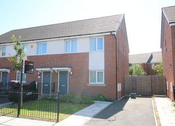 Thumbnail 3 bed end terrace house for sale in Oregon Close, Bootle