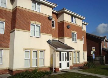 Thumbnail 2 bed flat to rent in Lawndale Close, Manchester