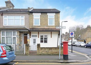 Thumbnail 3 bedroom property for sale in Selby Road, Leytonstone, London