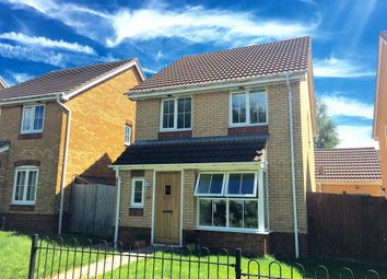 Thumbnail 3 bedroom detached house for sale in Farriers Way, Houghton Regis, Dunstable