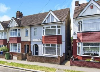 Thumbnail 3 bed end terrace house for sale in Parker Road, Grays