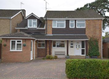 Thumbnail 4 bed detached house for sale in Greenfields, Liss, Hampshire