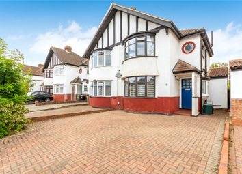 Thumbnail 3 bed semi-detached house for sale in Nightingale Road, Petts Wood, Orpington