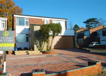 Thumbnail 4 bed detached house for sale in Kynaston Wood, Harrow Weald, Middlesex