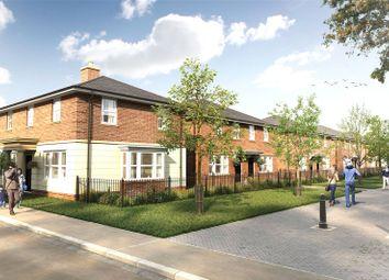 Thumbnail 4 bed detached house for sale in Harperbury Park, Harper Lane, Radlett, Hertfordshire