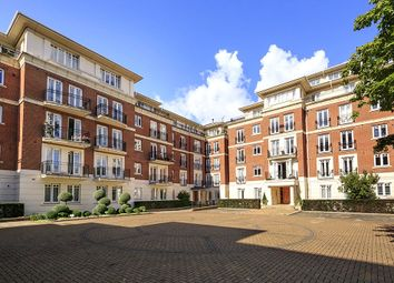 Thumbnail 3 bed flat for sale in Leicester Court, 24 Clevedon Road, Twickenham