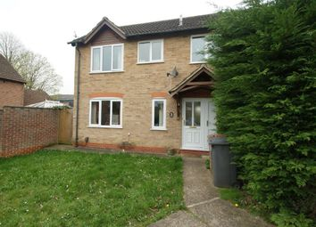 Thumbnail 2 bed terraced house to rent in Martin Way, Andover